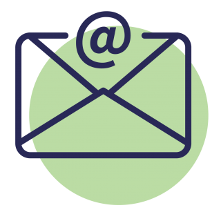 Send us an email - read more