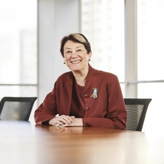 Baroness Diana Warwick board member