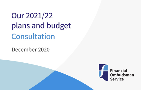 Plans and budget consultation 2021/22 - download