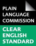 Clear English Standard logo