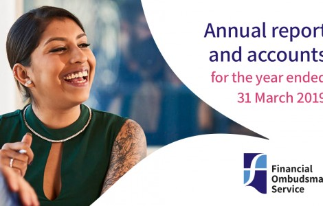 Annual report and accounts for the year ended 31 March 2019 - download