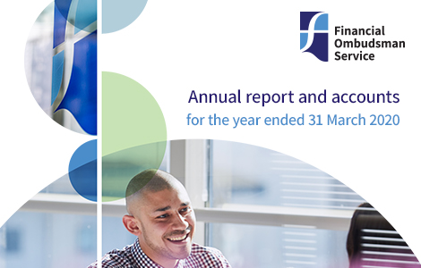 Annual Report and Accounts for the year ended 31 March 2020 - download