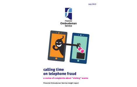 Calling time on telephone fraud - July 2015 - download