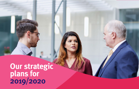 Strategic plans and budget 2019/20 - download